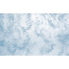 Фон бумажный 2,0 х 11,0 м Мраморный голубой (Marble Blue)